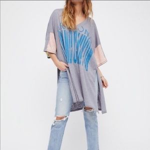Free People We The Free Oversized Top-
